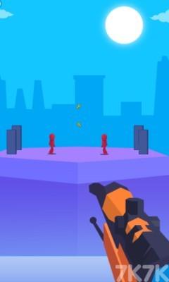 《狙击小红人》游戏画面2