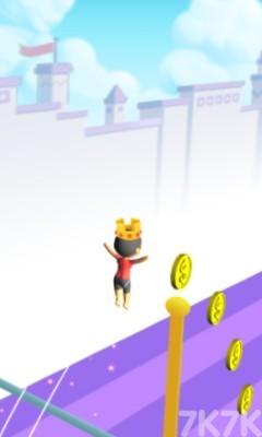《跳跃吧橡胶人》游戏画面1
