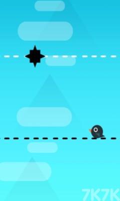 《小鸟飞飞》游戏画面1
