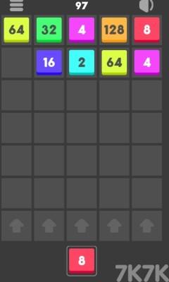《2048数字方块》游戏画面3