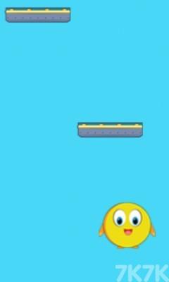 《小鸟跳砖块》游戏画面1