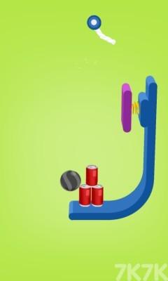 《繩索保齡球2》游戲畫面3