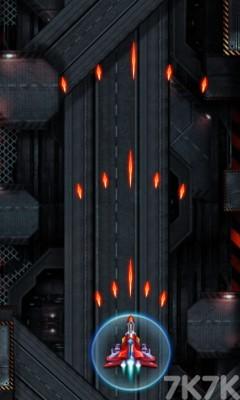 《太空雷霆戰機》游戲畫面2