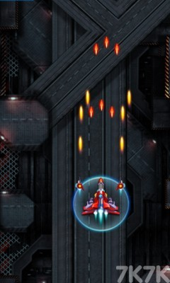 《太空雷霆戰機》游戲畫面3