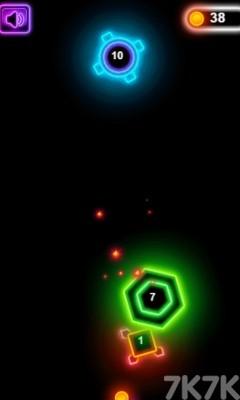《霓虹大炮》游戏画面3