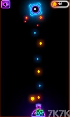 《霓虹大炮》游戏画面2