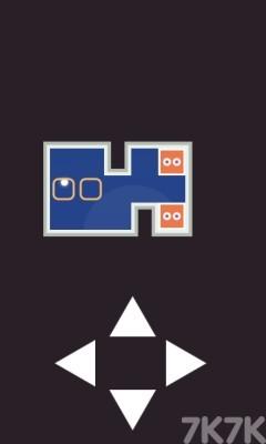 《小方块回家》游戏画面4