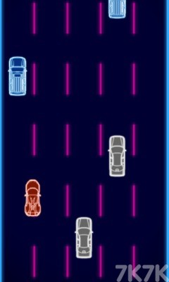 《憤怒的霓虹車》游戲畫面4