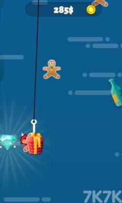 《圣誕釣魚大師》游戲畫面4