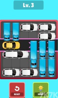 《汽車華容道》游戲畫面3