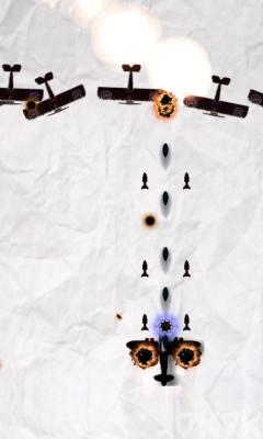 《紙上空戰》游戲畫面4
