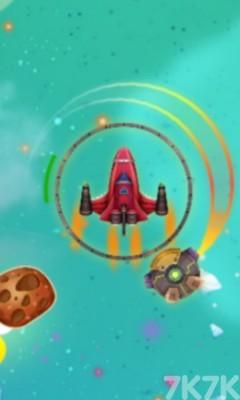 《星河战争》游戏画面3