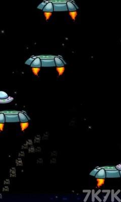 《太空人下一百层》游戏画面1