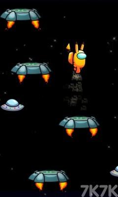 《太空人下一百层》游戏画面4