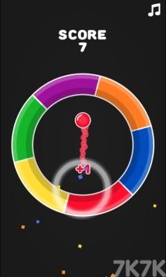 《色彩轮盘》游戏画面2