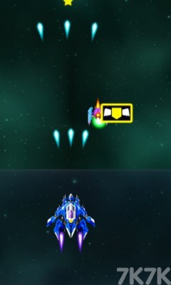 《宇宙火焰2无敌版》游戏画面4