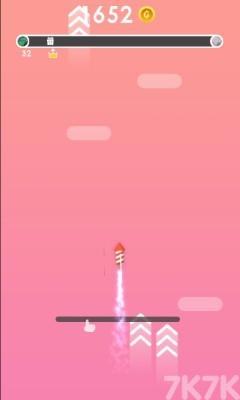 《火箭升天DX》游戏画面2