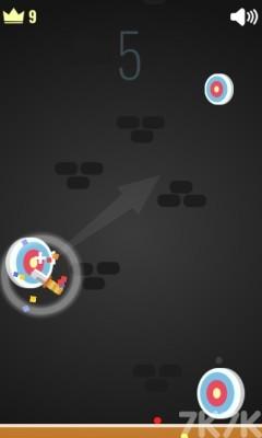《飞刀挑战》游戏画面1