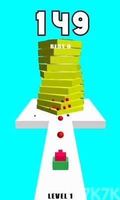 《滚球喷射》游戏画面1