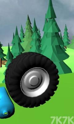 《超级大轮胎》游戏画面2