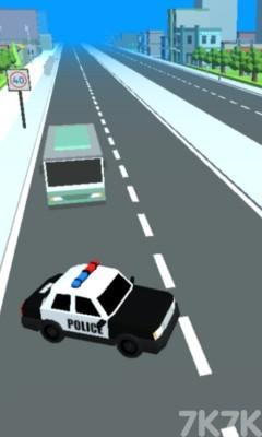《交警查车》游戏画面2
