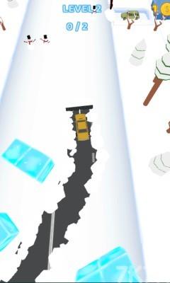 《扫雪车》游戏画面2