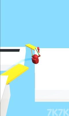 《双刀太空人》游戏画面3