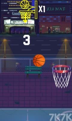 《节拍篮球》游戏画面2