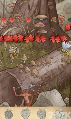 《精灵弹跳》游戏画面1