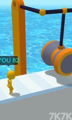 《趣味赛跑2修改版》游戏画面4