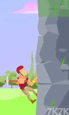 《攀巖英雄》游戲畫面3
