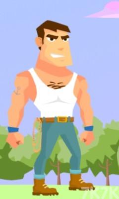 《攀巖英雄》游戲畫面1