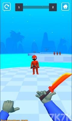 《飞刀大神》游戏画面1