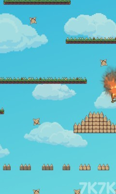 《原始人空中冒险》游戏画面2