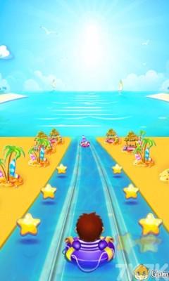 《夏日欢乐滑冰》游戏画面2