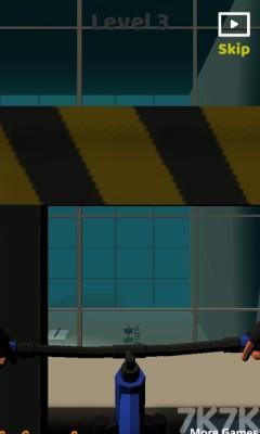 《特技自行车挑战》游戏画面2