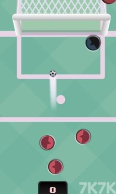 《指尖足球》游戏画面2