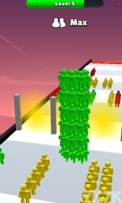 《橡皮人集结》游戏画面3