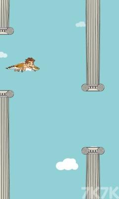 《飞翔的鸟人》游戏画面1