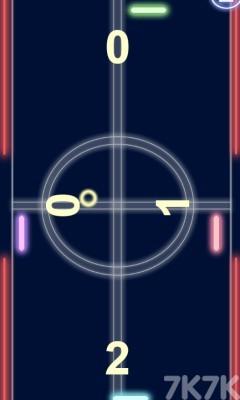 《发光曲棍球》游戏画面3