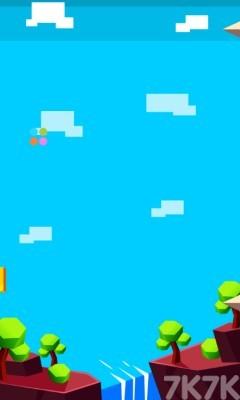 《不停跳跃》游戏画面4