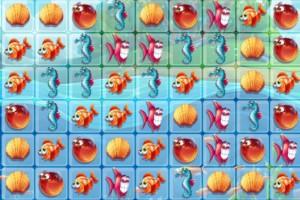 《海洋对对碰》游戏画面1