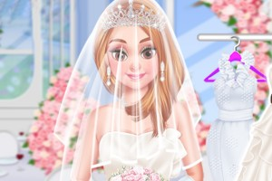 《梦幻婚礼设计》游戏画面1