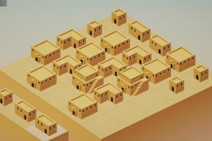 《城市合成建筑》游戏画面1