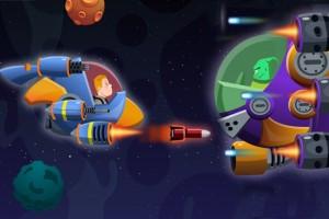 《银河攻击队》游戏画面1