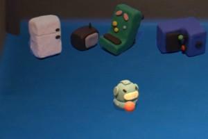 《拳击机器人》游戏画面1