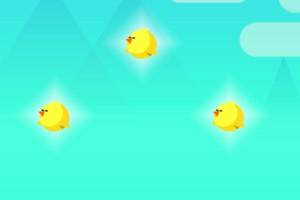 《疯狂小鸟跑酷》游戏画面1