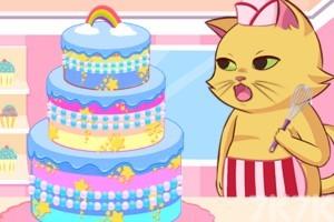 《我的彩虹蛋糕》游戏画面1