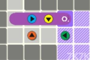 《按钮贪吃蛇》游戏画面3
