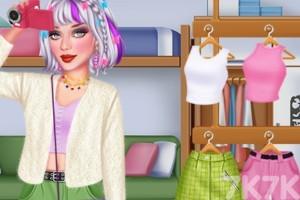 《千禧少女派对》游戏画面2